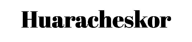 Huaracheskor